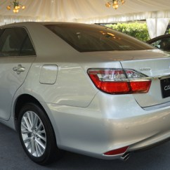 All New Toyota Camry Philippines Fitur Keamanan Grand Avanza Gives Sedan A Nip And Tuck Continue Reading Below