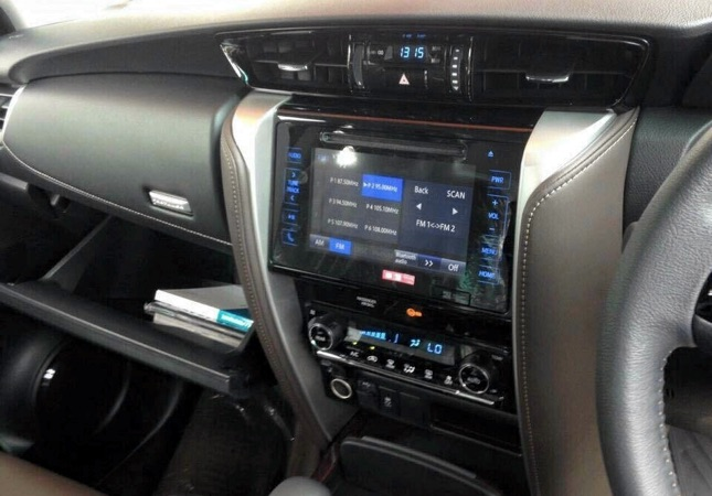 all new alphard interior toyota camry indonesia here are photos of the fortuner's ...