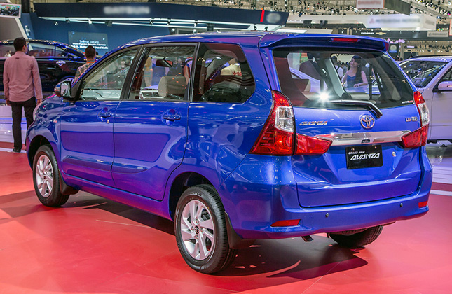 toyota grand new veloz price spesifikasi all kijang innova 2.0 g m/t this is how the avanza looks now