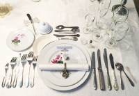 Kinds Of Table Setting & Formal Place Setting Template Sc ...