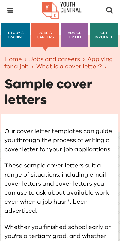 Cover Letter Templates 2017 20 Guides Examples