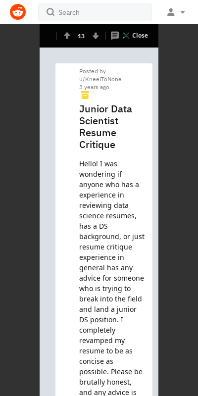 View this sample resume for a data scientist, or download the data scientist resume template in word. Junior Data Scientist Resume 20 Guides Examples