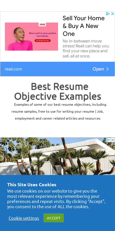 Online medical assistant programs make it easier and more convenient for people to earn a degree and start a career in the medical field, especially for those who already have jobs. Entry Level Medical Assistant Resume Objective 20 Guides Examples
