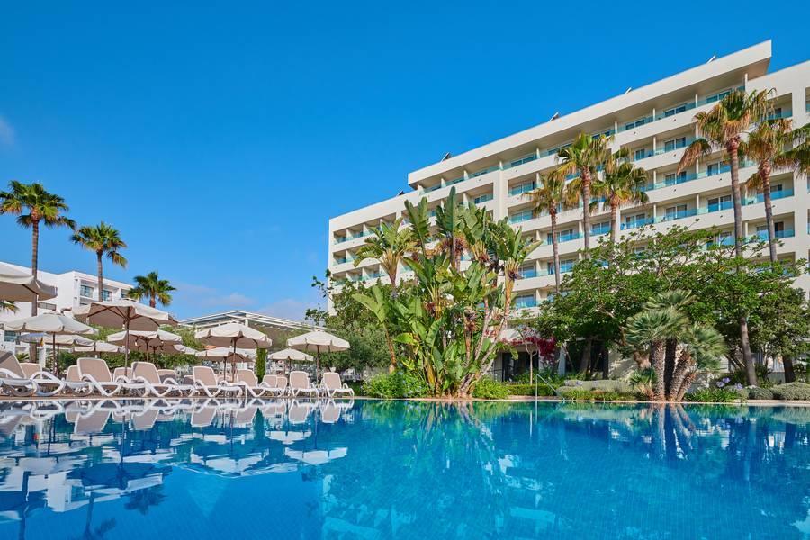Hipotel Said Hotel Cala Millor Majorca Spain Book