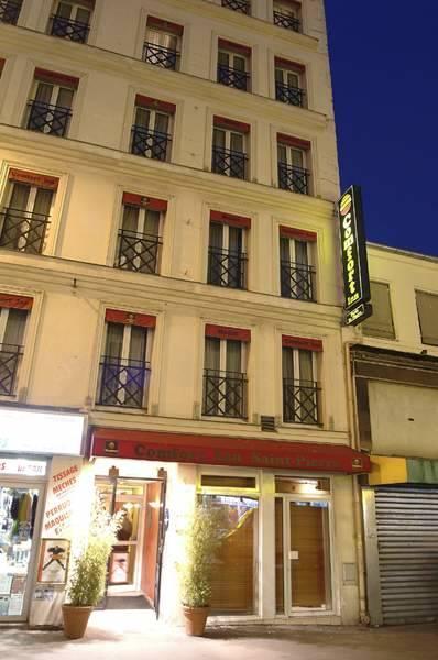 Best Western Le Montmartre Saint Pierre Montmartre Sacre