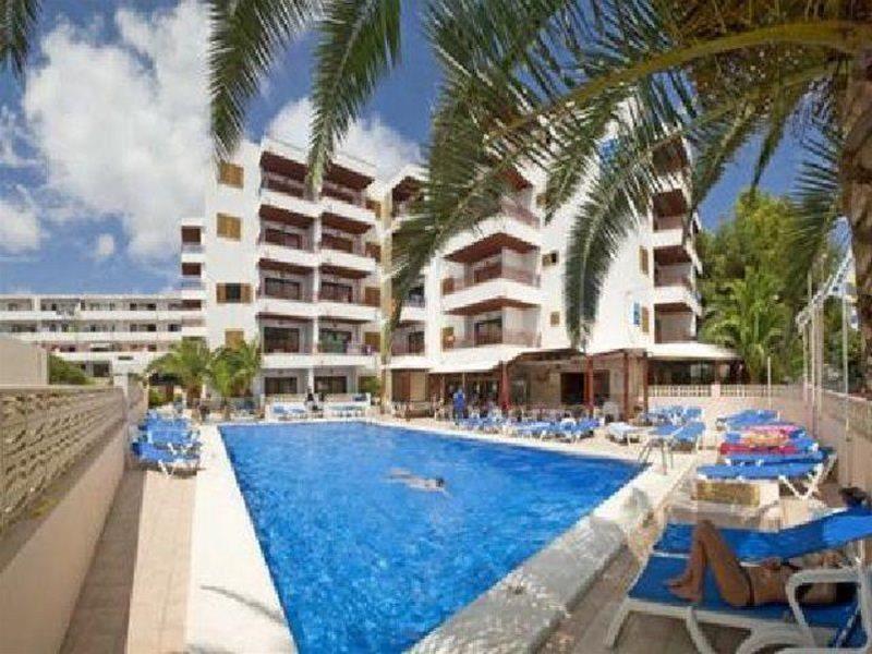 Poseidon I Apartments Playa D En Bossa Ibiza Spain Book