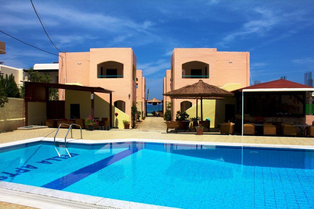Pella Apartments Gouves Crete Greece Book Pella Apartments Online