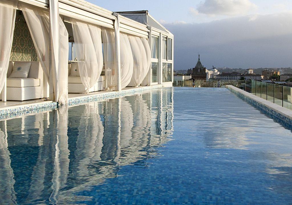 Boscolo Exedra Hotel Rome Italy Book Boscolo Exedra