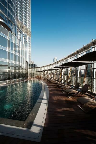 Armani Hotel Dubai Dubai United Arab Emirates Book Armani Hotel Dubai Online