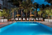 Hilton Cabana Miami Beach Hotel Florida Usa