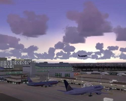 Gatwick FlightSim