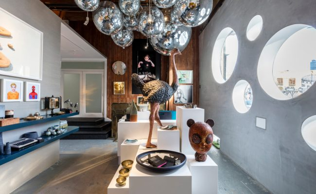 Maximalism Reigns At This Miami Concept Shop Surface