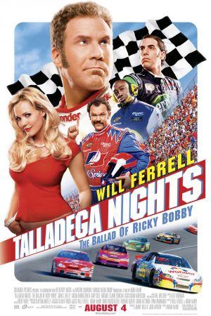 Union Films  Review  Talladega Nights The Ballad Of