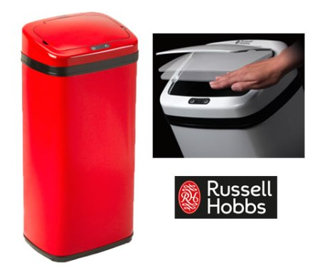 Win 4 X Russell Hobbs Sensor Bins Magic