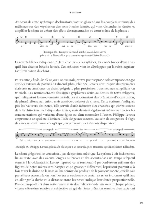 Exemple De Phrase Mache Mot : exemple, phrase, mache, Soliste, Contemporaine, Symétrie