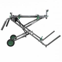 Hitachi UU240R Fold & Roll Universal Miter Saw