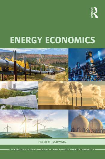 Energy Economics  CRC Press Book