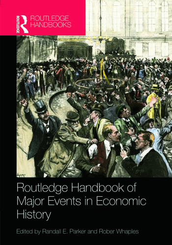 Cover of Routledge Handbook of Major Events in Economic History