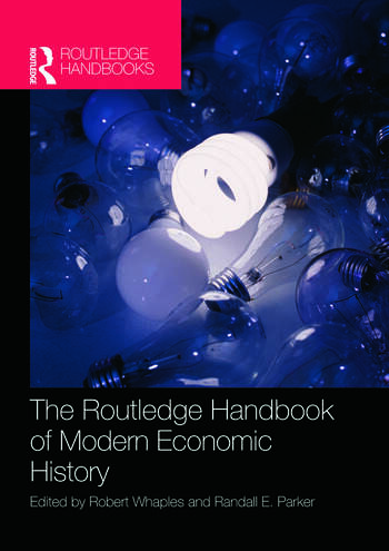 Cover of Routledge Handbook of Modern Economic History