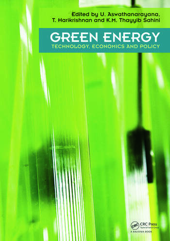 Green Energy Technology Economics and Policy  CRC Press
