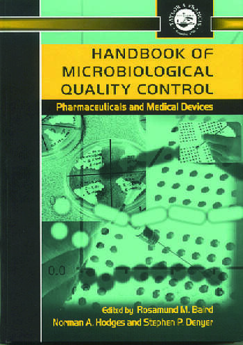 Handbook of Microbiological Quality Control in