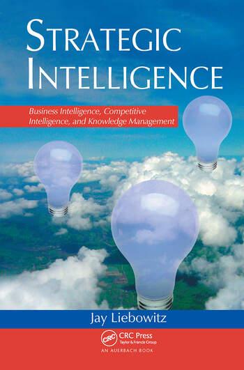 Strategic Intelligence Business Intelligence Competitive