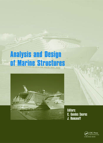 Analysis and Design of Marine Structures  CRC Press Book