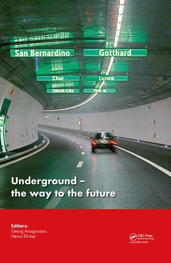 Underground The Way to the Future  CRC Press Book