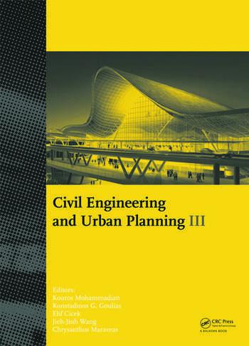 Civil Engineering and Urban Planning III  CRC Press Book