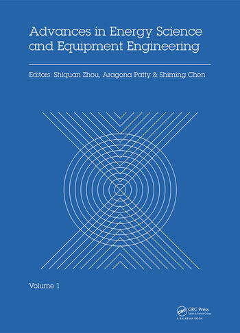 Advances in Energy Science and Equipment Engineering Proceedings of the International