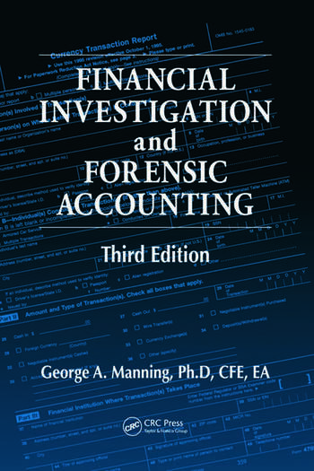 Financial Investigation and Forensic Accounting  CRC Press Book