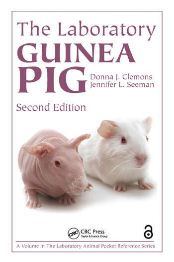 The Laboratory Guinea Pig  CRC Press Book