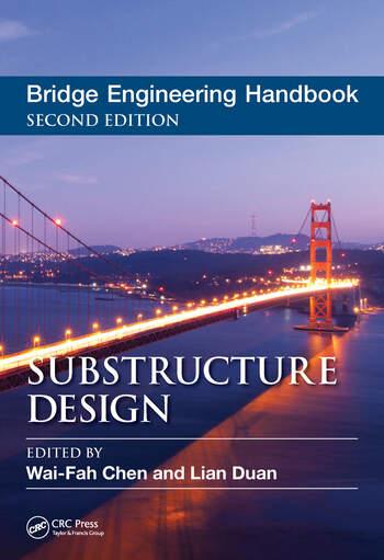 Bridge Engineering Handbook Substructure Design  CRC