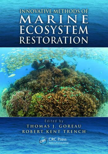 Innovative Methods of Marine Ecosystem Restoration  CRC
