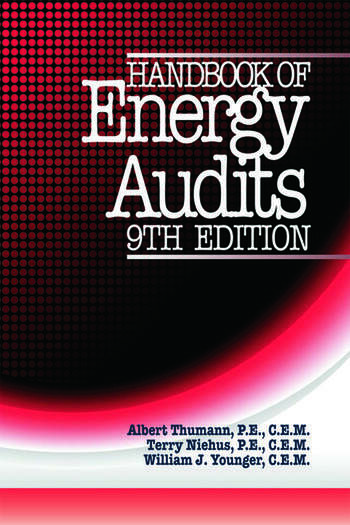 Handbook of Energy Audits Ninth Edition  CRC Press Book
