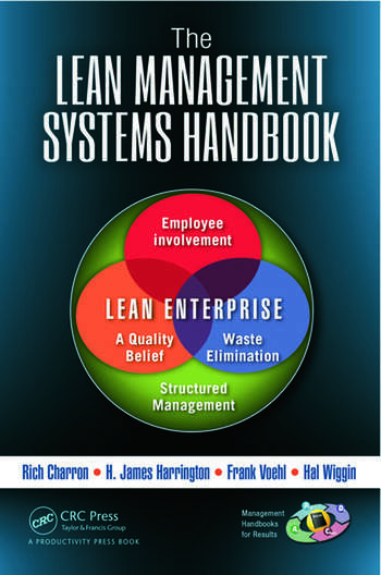 The Lean Management Systems Handbook  CRC Press Book