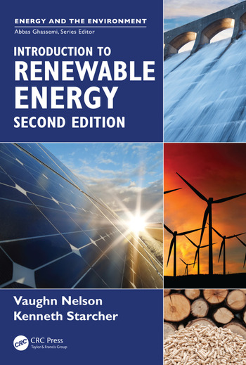 Introduction to Renewable Energy  CRC Press Book