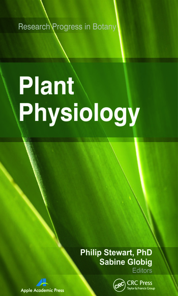Plant Physiology  CRC Press Book
