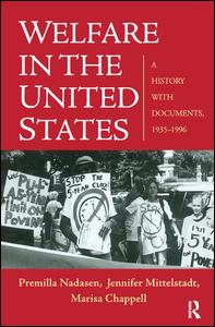Welfare in the United States A History with Documents, 1935–1996 JPG