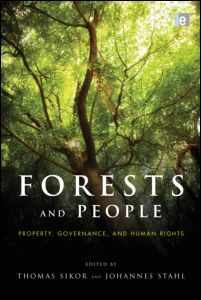 Forests and People book cover