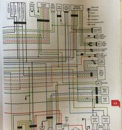 anyone have 85 v65 wiring diagram v4musclebike com honda v65 wiring diagram for 84 honda magna [ 768 x 1024 Pixel ]