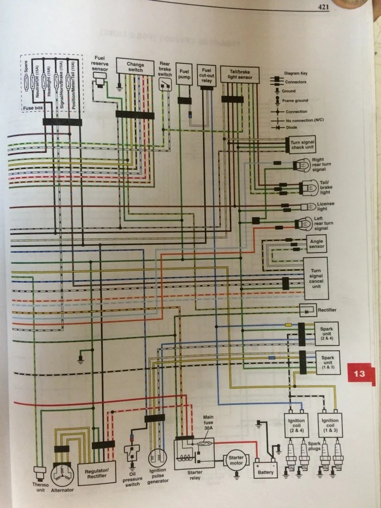 hight resolution of anyone have 85 v65 wiring diagram v4musclebike com honda v65 wiring diagram for 84 honda magna