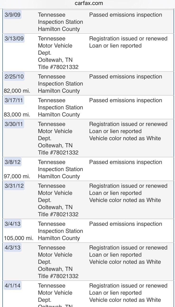 tennessee motor vehicle registration | Newmotorspot.co