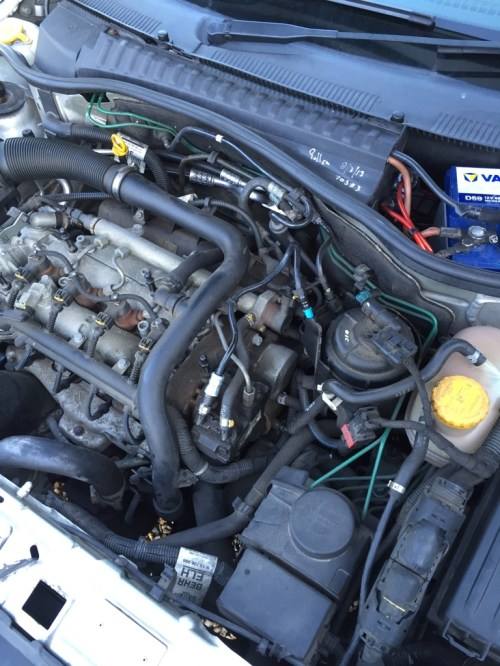 small resolution of vauxhall engine coolant