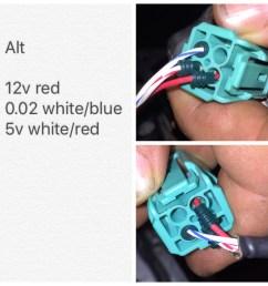 alternator wiring pinout k20a org the k series source honda acura k20a k24a engine forum [ 1024 x 1024 Pixel ]