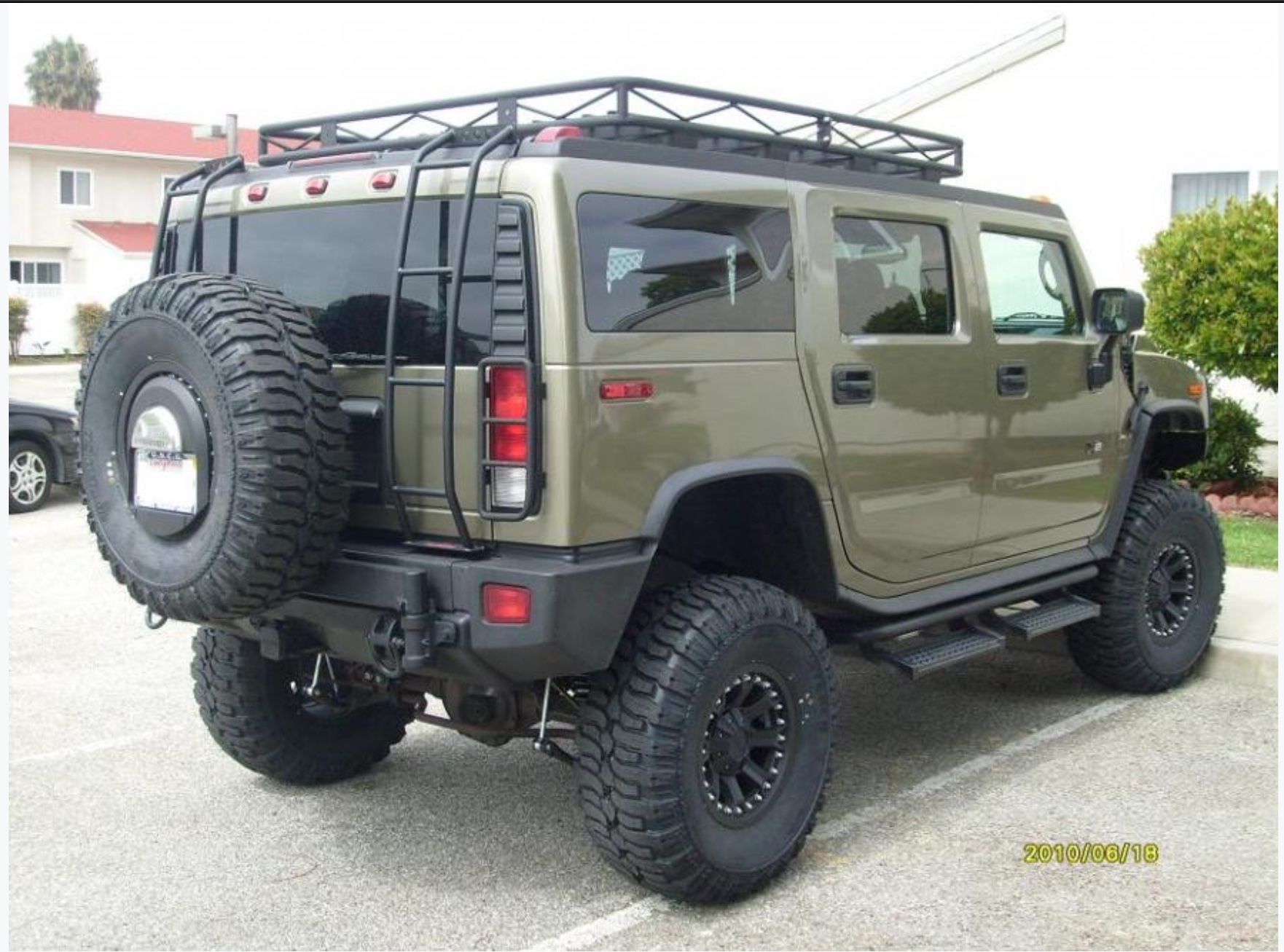 Show your H2 Lift Tires