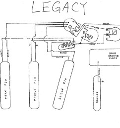 faulty ptb wiring confused as to why i have g u0026l legacy i u0027m wiring up for the ptb wiring following this diagram gl guitar  [ 1024 x 784 Pixel ]