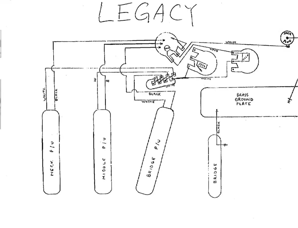 hight resolution of faulty ptb wiring confused as to why i have g u0026l legacy i u0027m wiring up for the ptb wiring following this diagram gl guitar