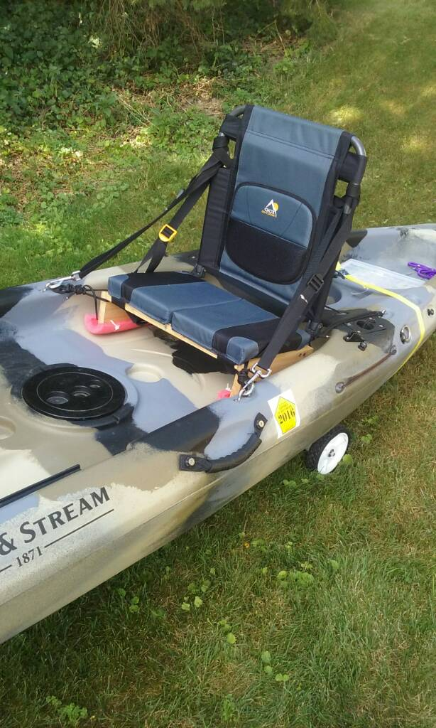 Eagle Talon Kayak : eagle, talon, kayak, Eagle, Talon, Swivel, Fishing
