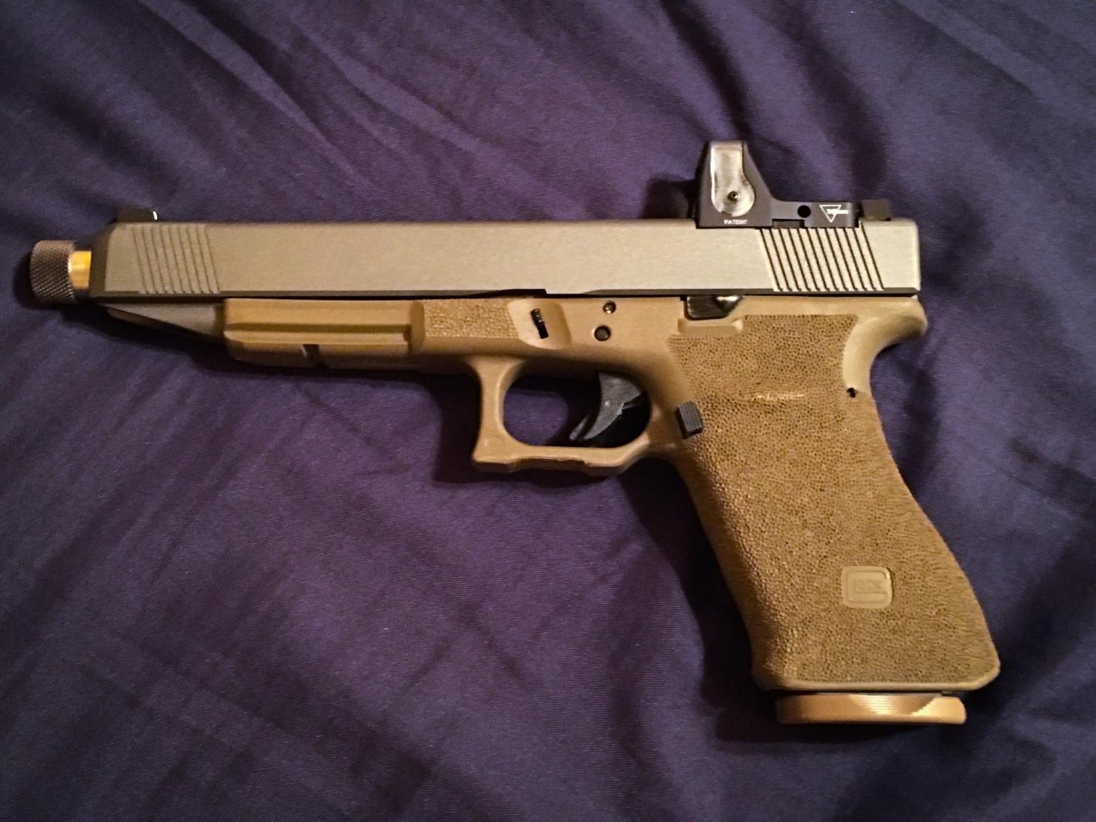 glock 40 or glock